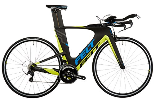 Felt IA14 - Triathlon bikes - yellow / black Frame size 51 cm 2017