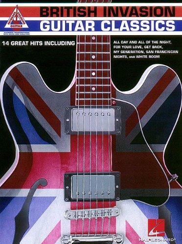 British Invasion Guitar Classics