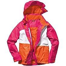 Chaqueta Chaqueta de esquí Nieve Snowboard para Chica Invierno Crivit, niña, Color Pink/