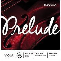 D'Addario Prelude Viola MediumJ910 MM- Cuerdas para Violín, 15''-16''