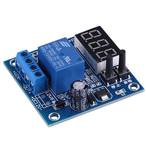 12V Unterspannungsschalter Speicher Batterie Schutz Board Unterspannung automatisch an/aus Controller-Modul