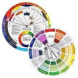 Non-brand Coloration De La Palette Magique Guide De Correspondance Couleurs Mixing