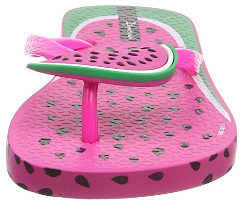 Ipanema Tutti Frutti, Sandales Plateforme fille Rose - Pink (Pink Melon)