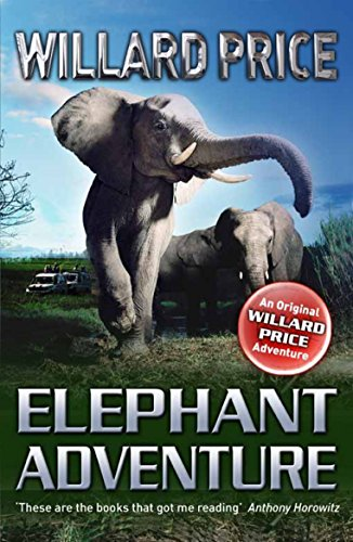 Elephant Adventure Cover Image