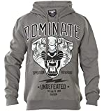 Ecko Unltd. MMA Dominate Hoody Grau, S