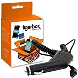 Tigerbox� Micro USB In Car Travel Charger For Doro PhoneEasy 612 Mobile Phone