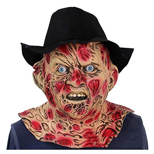 Oma Kostüm Zombie - C αγάπη Ζ Halloween Horror Zombie Maske, Karneval & Halloween - Kostüm für Erwachsene - Latex, Unisex Einheitsgröße