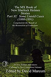 The MX Book of New Sherlock Holmes Stories - Part XI