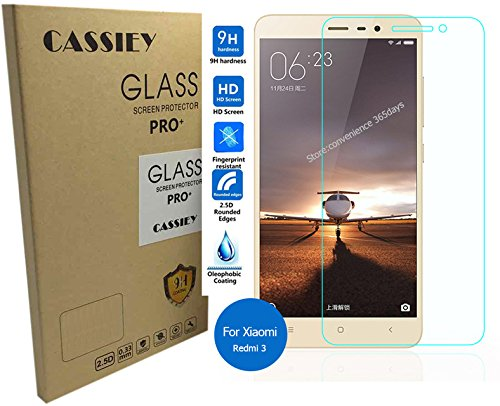 For Xiaomi Redmi 4A : CASSIEY Amazing PRO+ 0.3 mm 2.5D 9H Hardness Anti-Explosion Tempered Glass Phone Screen Protector For Xiaomi Redmi 4A- Retail Packaging - Transparent With all Finger Print Sensor , Light Sensor , Camera Cutting and Installation Kit with Advanced Dust Remover  available at amazon for Rs.199