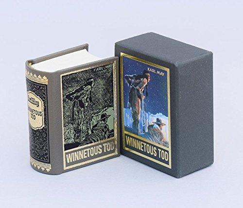 Winnetous Tod (Karl May im Miniaturbuchverlag)