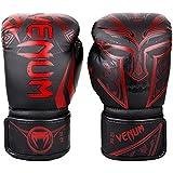 "Venum Boxhandschuhe Gladiator 3.0"" - Black/Red - Coole Boxhandschuhe für Boxen MMA Kickboxen"