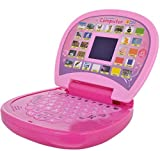 #6: Fedexo Educational Computer ABC and 123 Learner Laptop for Kids LED Display and Music.