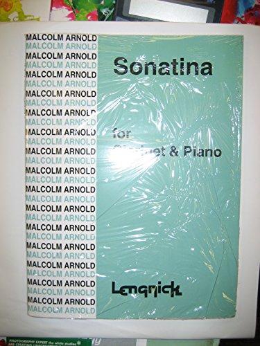 Sonatina for Clarinet and Piano Opus 29