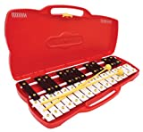 Percussion Workshop KB13 Glockenspiel avec mallette Rouge