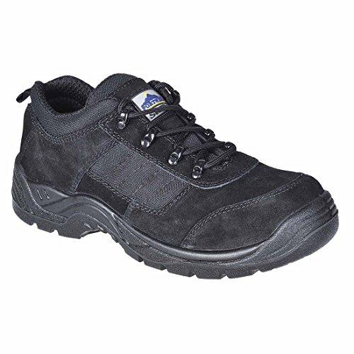 Chaussures de sécurité basses Trouper S1P Portwest Steelite Noir - noir