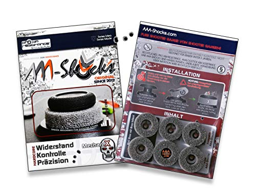 """AAA-Shocks (Original Analogstick Aim Assistance Stossdämpfer Zielhilfe für Shooter Games): \""""MechaniX\"""" für Xbox One"""