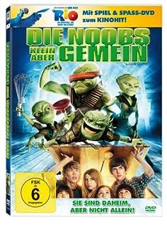 Die Noobs - Klein aber gemein (+ Rio Activity Disc) [2 DVDs]