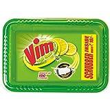 Vim Dishwash Bar Monthly Tub - 500 g with free Scrubber