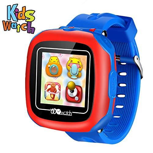 Reloj Juego niños Pantalla táctil 1,5 Pulgadas Sensible