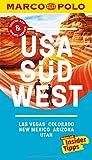 MARCO POLO Reiseführer USA Südwest, Las Vegas, Colorado, New Mexico, Arizona: Utah - Karl Teuschl