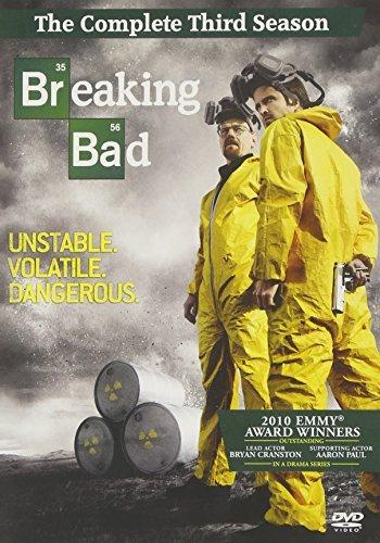 Breaking Bad - Season 03 (4 discs) by Bryan Cranston (Bad Breaking)