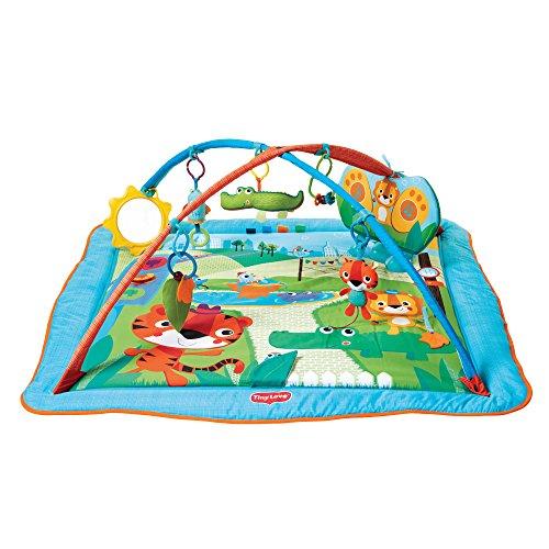 Tiny Love Gymini Kick and Play City Safari Mat by Tiny Love