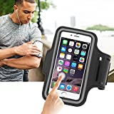 Best I Phone 4 Waterproof Case - Aeoss Sports Running Jogging Gym Armband Case Cover Review