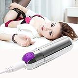 Vibratoren,sex spielzeug, G-punkt Vibratoren,10 Speed Vibrating Anal Butt Plug Klitoris Stimulator Erotik Sexspielzeug aufladen YM-5674