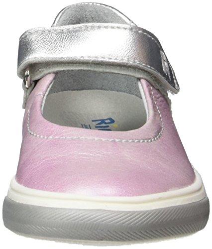 Richter Kinderschuhe Mädchen Fedora Knöchelriemchen Pink (fuchsia/silver)