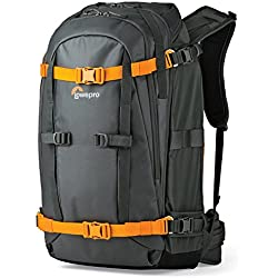 Lowepro Whistler 450 AW - Mochila para cámara digital, color gris