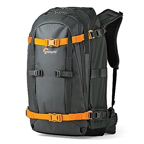 Lowepro Whistler BP 450 Backpack for Camera - Grey