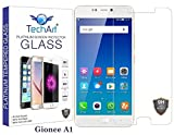 TechArt® 2.5D Ultra Thin UNBREAKABLE FLEXIBLE Tempered Glass Screen Protector for Gionee A1