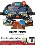 Sportstech F10 Laufband mit Smartphone App Steuerung, Pulsgurt im Wert von 39,90 € inklusive, Bluetooth, 1PS, 10 KM/H, für Geh- und Lauftraining mit 13 Programmen – kompakt klappbar verstaubar - 3
