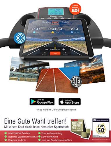 Sportstech F10 Laufband - 3