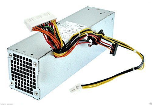 Dell OPTIPLEX 390 790 990 240W PSU SMALL FORM FACTOR SYSTEMS (SFF) P/N  2TXYM 709MT 3WN11 RC1V4 Model L240AS-00 COMPATIBLE WITH SMALL FORM FACTOR  ONLY