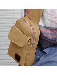 Buyworld Men Canvas Handy Waist Belt Bag Men's Shoulder Bags Fanny Pack Phone Pouch Handbags Men Bolsa Fenina...