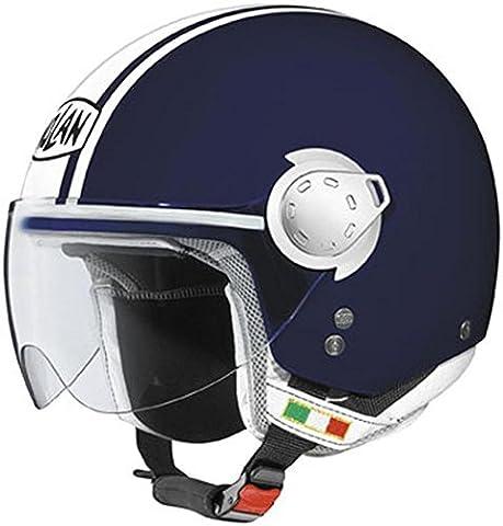 Nolan N20 City Helmet (Navy/White, Small) by Nolan