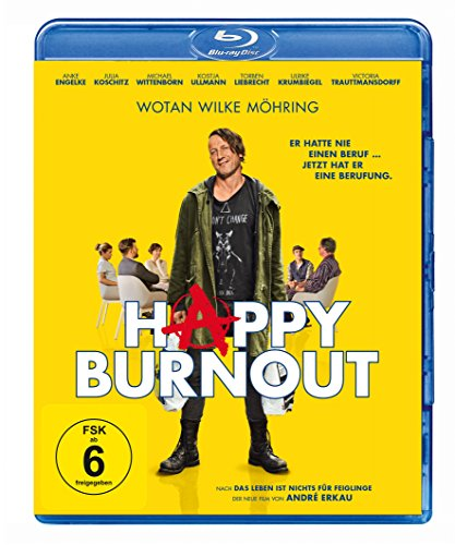 Happy Burnout [Blu-ray]