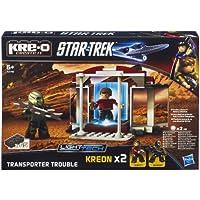 KRE-O a3140e24–Game Of Teletransportador and Figures of Star Trek