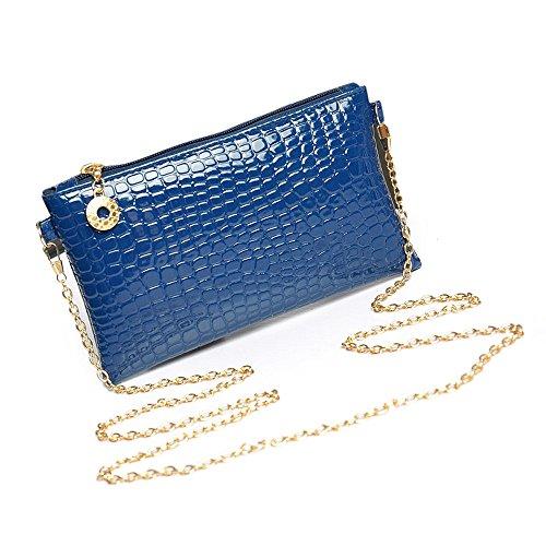 WiTa-Store Beauty Case da viaggio, H41 (blu) - 4060131041606 H41