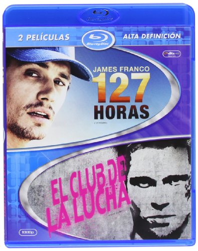 127 Horas + El Club De La Lucha [Blu-ray] 515alwBci 2BL
