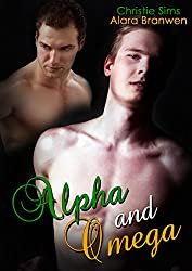 Alpha and Omega (Gay Werewolf Erotica)