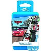Cartamundi 100217034 - Baraja de cartas Shuffle, razón: Disney Cars