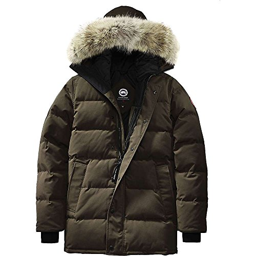 Canada-Goose-Mens-Parka-Track-Jacket-brown-brown-X-Large