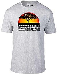 Reality Glitch Men's Lion Chant T-Shirt