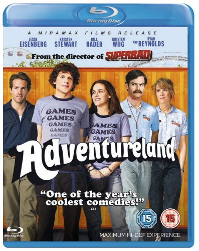 Adventureland [Blu-ray] [UK Import]