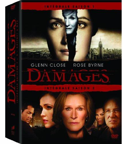 Damages - Saisons 1 et 2 [Francia] [DVD]