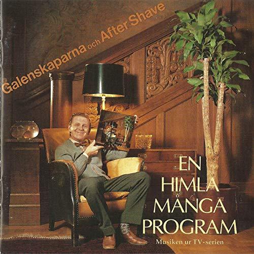 En Himla Många Program (Musiken Ur Tv-Serien) (Tv-musiken)