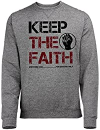 Keep The Faith Soul Lightweight Slim fit Sweatshirt