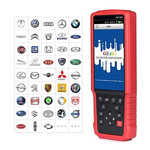 SuRose Auto-Universal-OBDII-Scanner, Automobile Fehlerdiagnose-Instrument-Detektor-Überseemehrsprachige Lesekarte